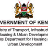 MINISTRY OF TRANSPORT,INFRASTRUCTURE,HOUSING,URBAN DEVELOPMENT AND PUBLIC WORKS